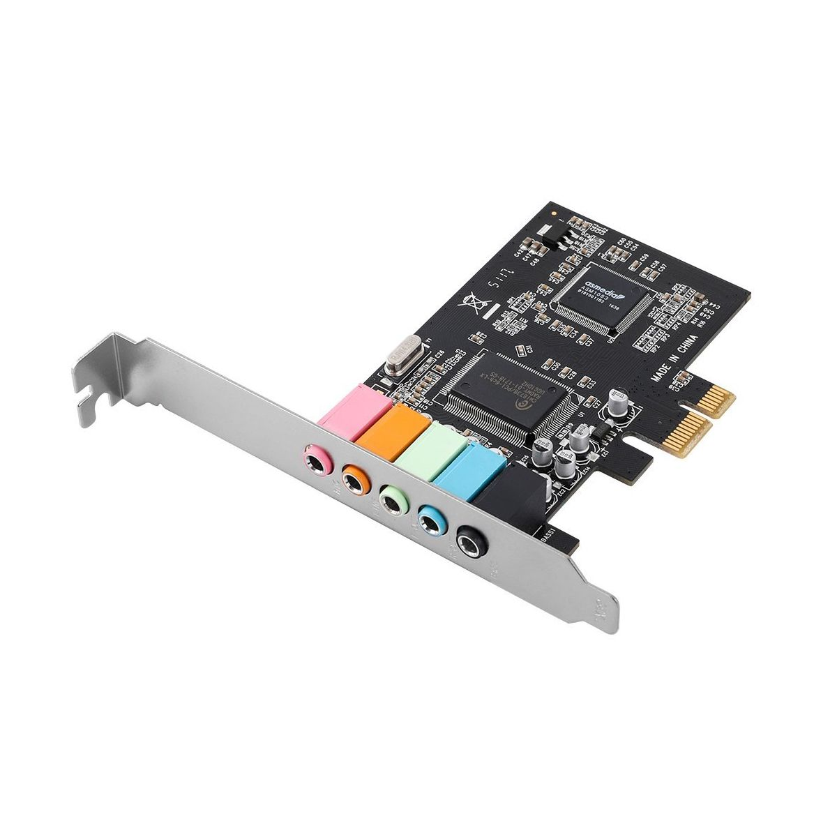 Placa de Som 5.1 PCI Express X1 Direct Sound 3D Empire DW-PCIE