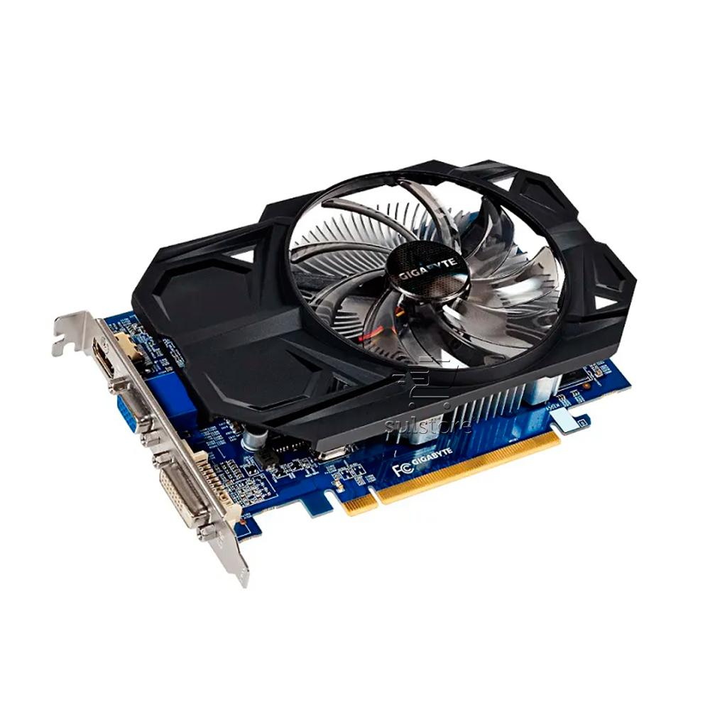 Placa de Vídeo AMD Gigabyte R7 350 2Gb DDR3 OC GV-R735OC-2Gi