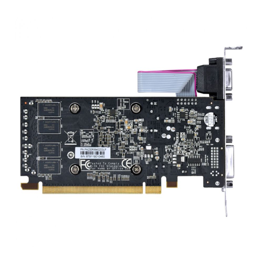 Placa De Video AMD Radeon R5 230 2GB DDR3 64 Bits Pcyes PA230R502D3LW