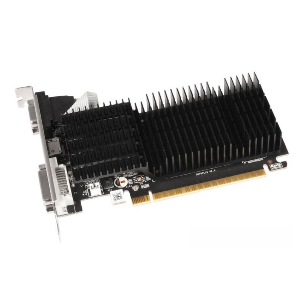 Placa de Vídeo Galax Geforce GT 710 1GB DDR3 PCI-Express VGA HDMI DVI-D Com Low Profile 71GGF4DC00WG