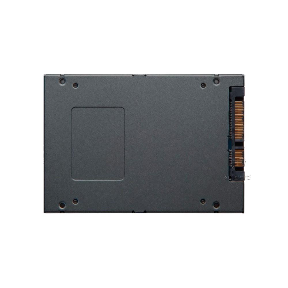 "SSD Kingston 240GB 2,5"" Sata 3 6Gb/s A400 SA400S37/240G 10X Mais Rápido"