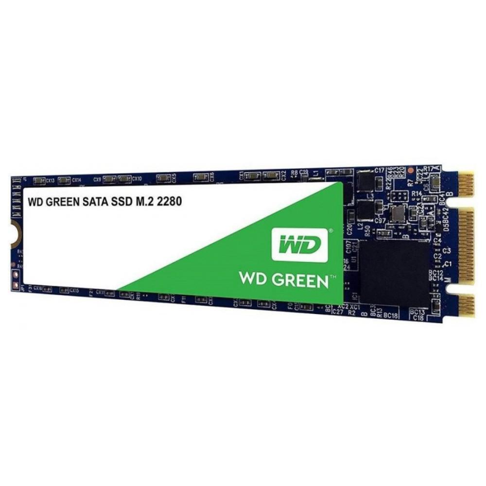 SSD M.2 Interno Western Digital WD Green WDS480G2G0B 480GB 2280 M2