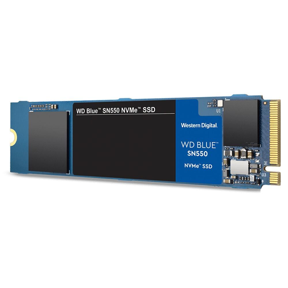 SSD M.2 NVME 250GB Interno Western Digital WD Blue Wds250g2b0c SN550 2280 M2