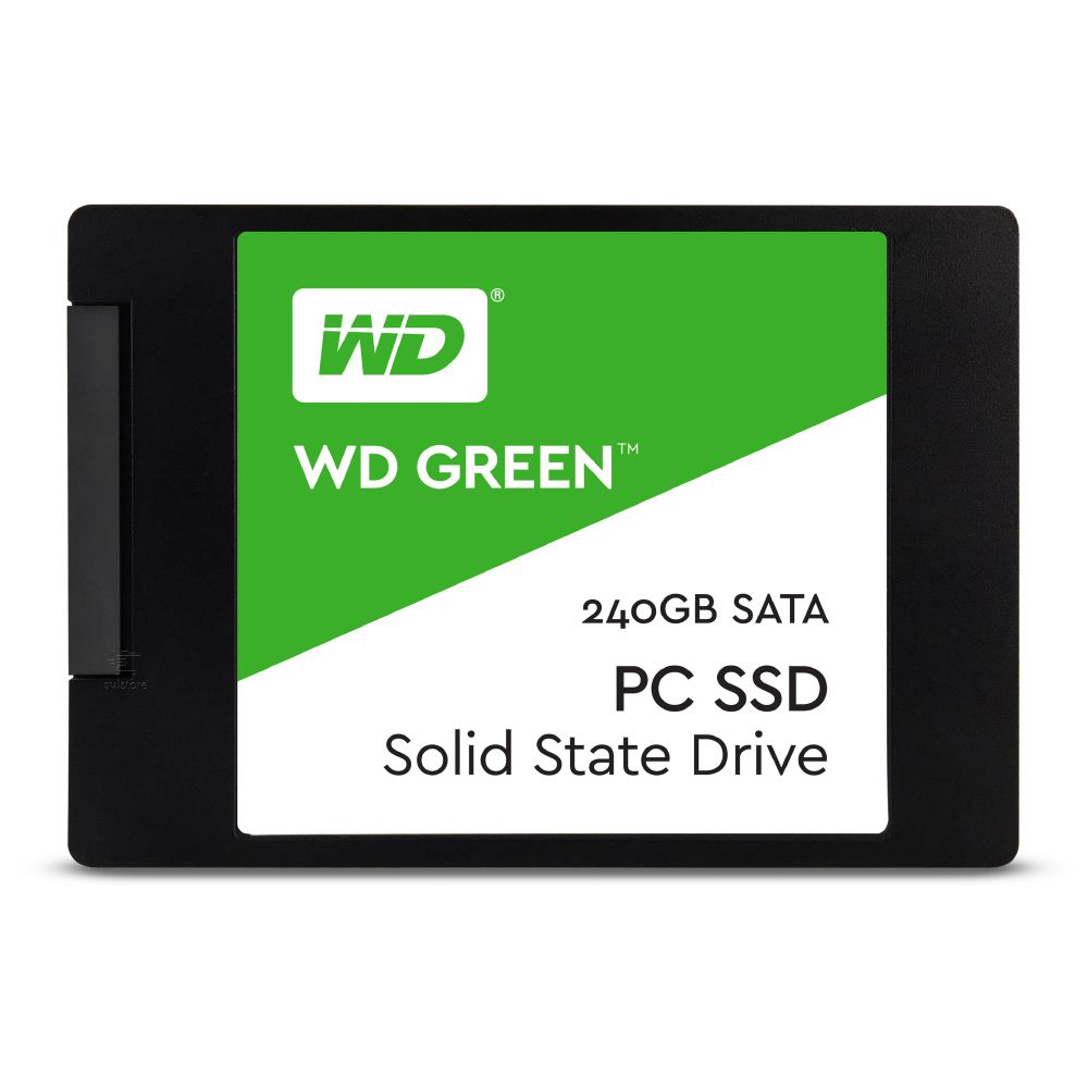 "SSD Western Digital 240GB WD Green 2,5"" 7mm 545mb/s WDS240G2G0A"