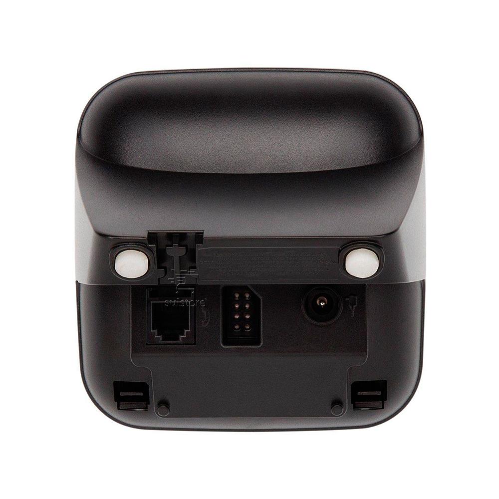 Telefone Sem Fio TS3110 Preto Intelbras Com Identificador de Chamadas