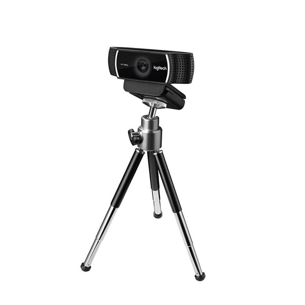 Web Cam Logitech C922 Pro Stream Full HD 1080p Vídeo De Alta Definição