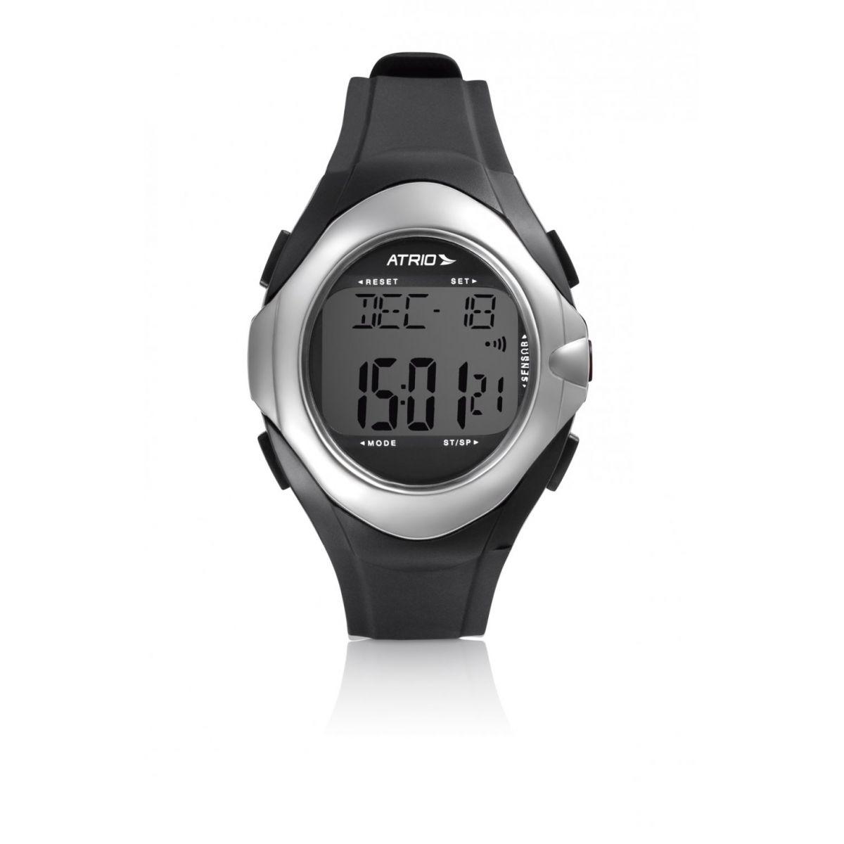 Relógio Monitor Cardíaco Sem Cinta Multilaser Touch ES094 + Calorias