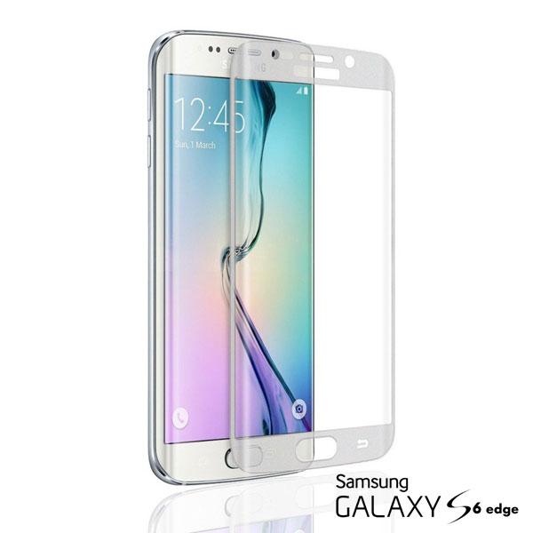 Pelicula de Vidro Samsung S6 Edge Transparente