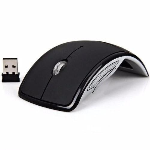 Mouse Dobravel Sem Fio 1000 Dpi