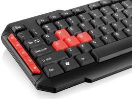 Teclado Multimídia Multilaser Gamer Red Keys Usb - Tc160
