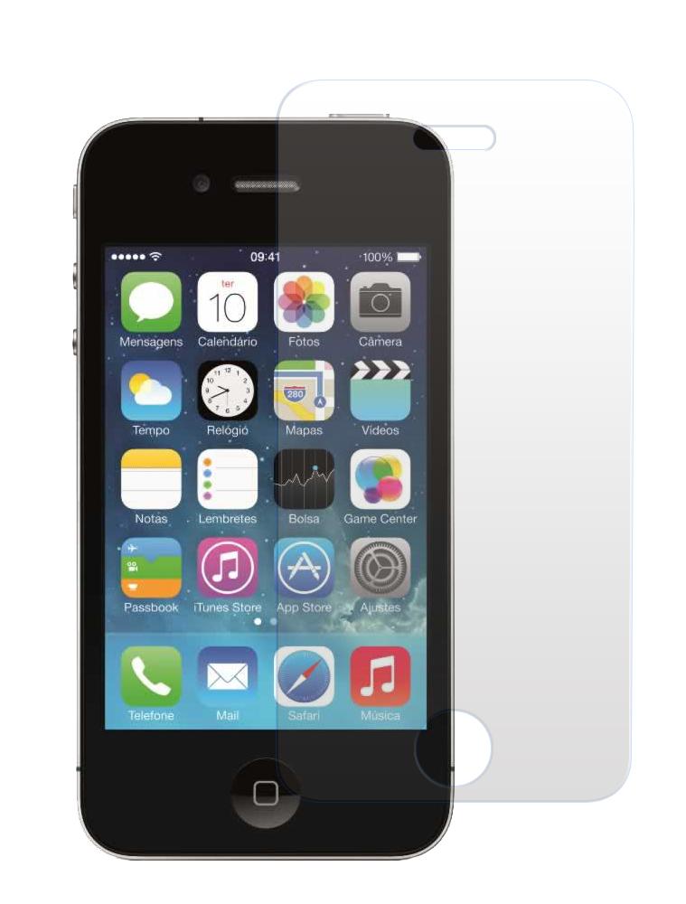 Pelicula de Vidro Apple Iphone 4 4S