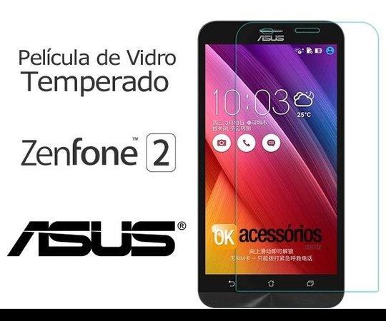 Pelicula de vidro Asus Zenfone 2