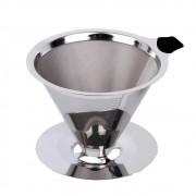 Filtro Coador de Café Inox Premium 102 - Livon