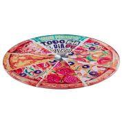Prato Giratório Para Pizza Hauskraft
