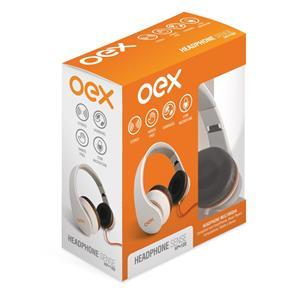Headphone Sense HP100 Branco - OEX 1018866