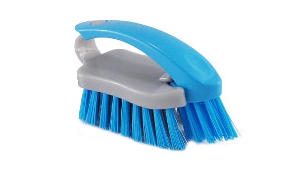 Escova para limpeza 2 em 1 com alça Gedex ECO-609