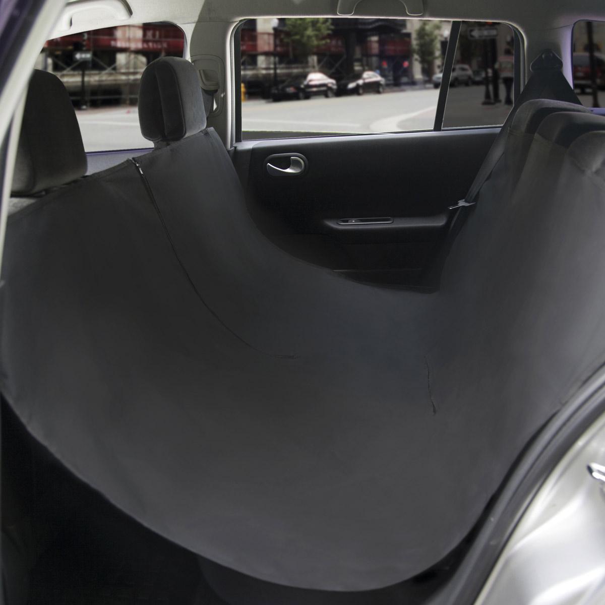 Capa protetora para banco de carro proteção de assento para animais Multilaser - Au307