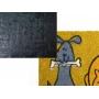 Capacho Cachorros 40x60cm - Casambiente