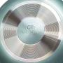 Conjunto de Panelas Casa Ambiente Genebra 7 Peças Revestimento Cerâmica - AL039