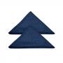 Guardanapo de Tecido 40x40cm Azul 2 peças - Lyor