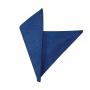 Guardanapo de Tecido 40x40cm Azul 4 peças - Lyor