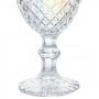 Jogo de Taças de Vidro Barroco Furta-cor 350ml 6 peças - Casambiente