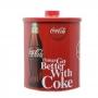 Lata decorativa Coca-cola Round 18cm
