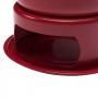Panela de Fondue Vermelha 16cm 11 peças  - Casambiente