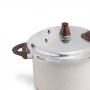 Panela de Pressão Brinox Indução 4,2L Ceramiclife Vanilla
