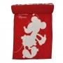 Pano Microfibra Para Limpeza Kit com 3 peças Minnie Mouse