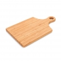 Tábua de Corte em Bambu Natural 32,5x18,5cm - Haus Concept