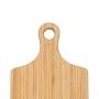 Tábua de Corte em Bambu Natural 39,5x21cm - Haus Concept