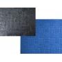 Tapete Entrelaçado Azul 40x60cm - Casambiente