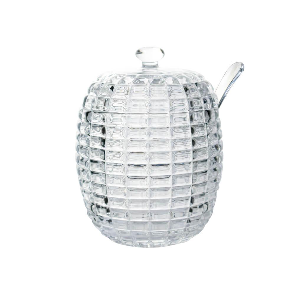 Açucareiro de Cristal Tress 210ML - Lyor
