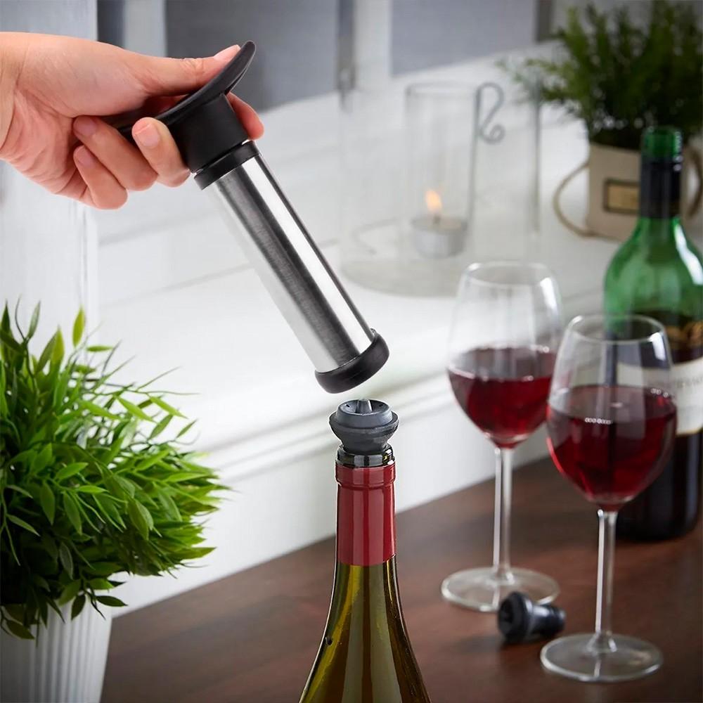 Bomba a Vácuo para Vinho - Livon