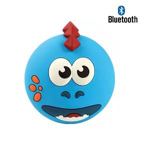 Caixinha Som Infantil Bluetooth Oex Dino Sk302