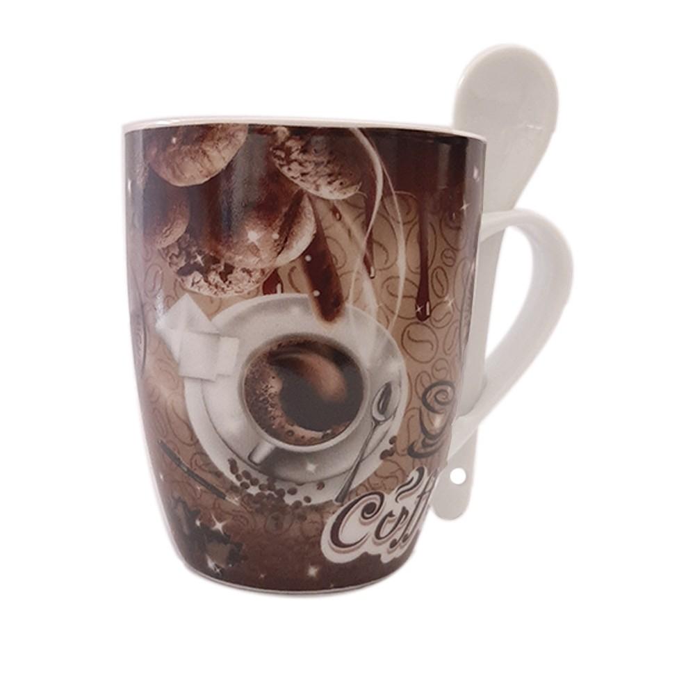 Caneca de Porcelana 340ml Quality Goods - Casambiente