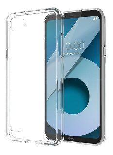 Capa Tpu LG Q6 Plus + Película de Vidro 3D COMP CASE