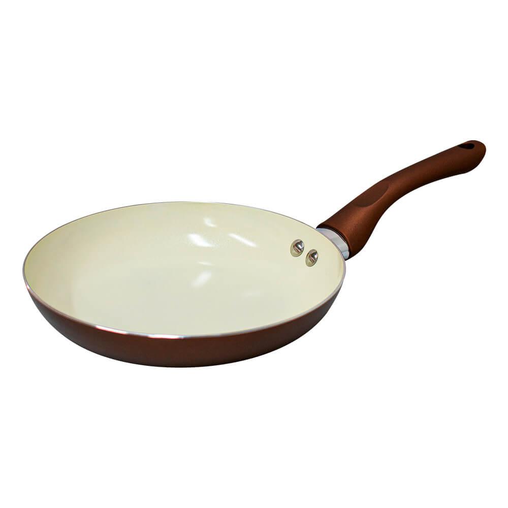 Frigideira Antiaderente Cerâmica Roma 20cm - Casambiente