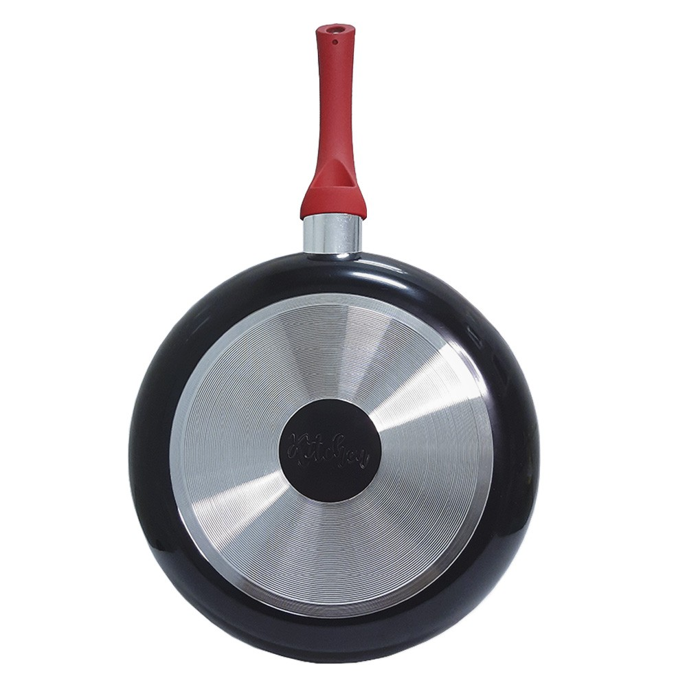 Frigideira Kitchen Revestimento cerâmica Antiaderente 22cm AL082 - Casambiente