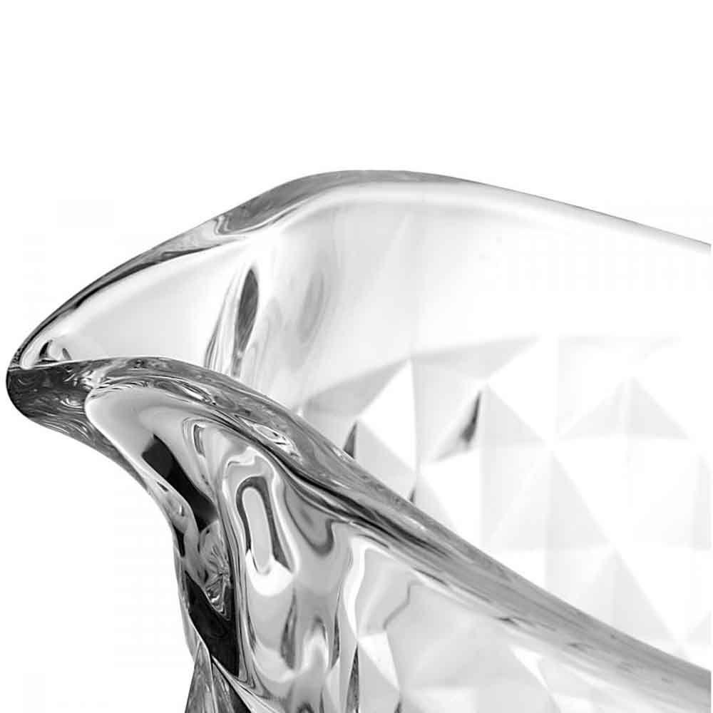 Jarra de Vidro Abacaxi Transparente 1,2L - JAVI025