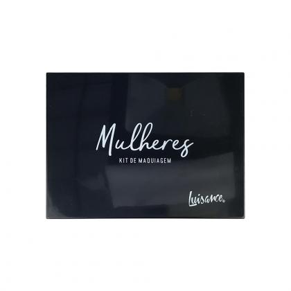 Kit de Maquiagem Mulheres -Luisance