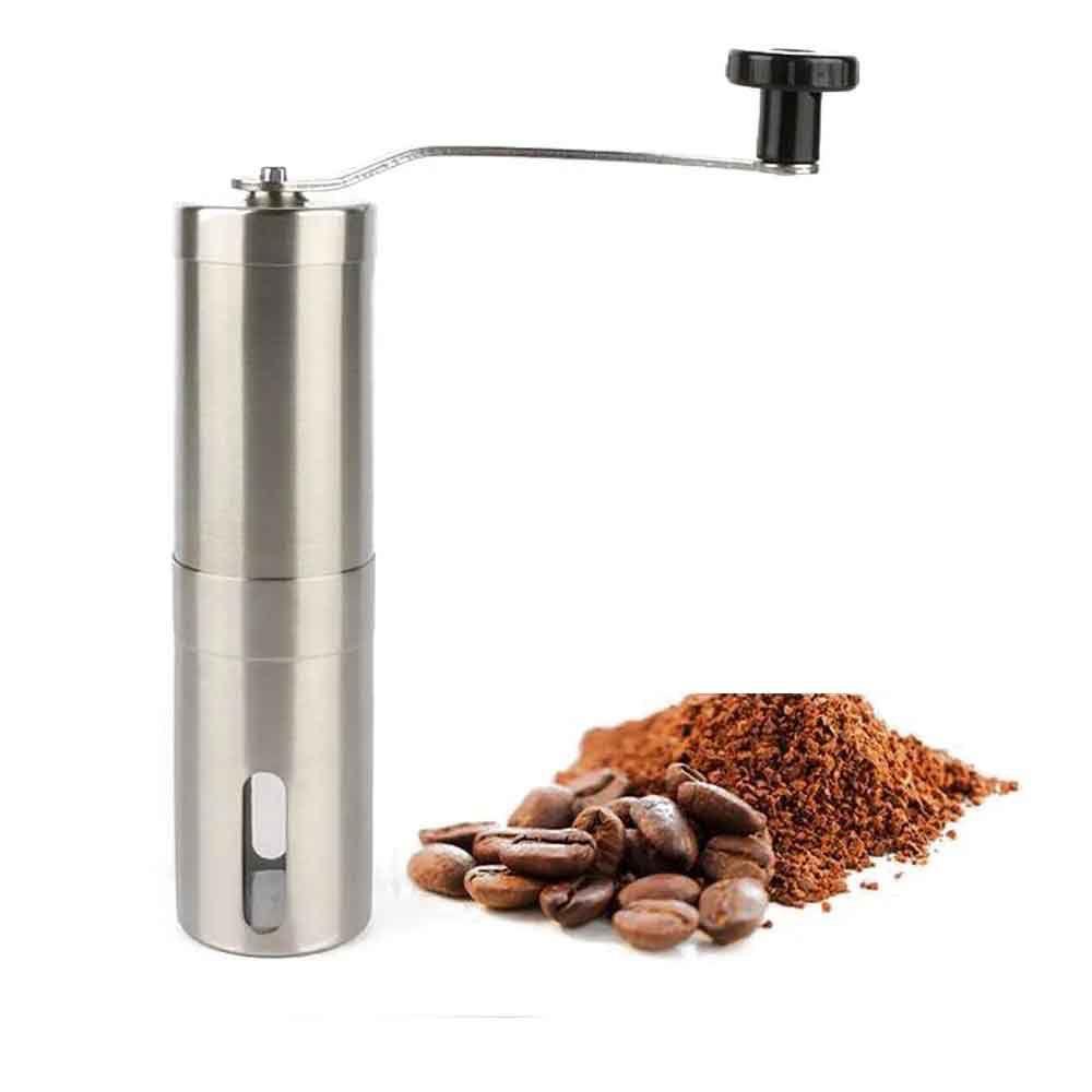 Moedor de Café Manual em Inox Livon - 30g