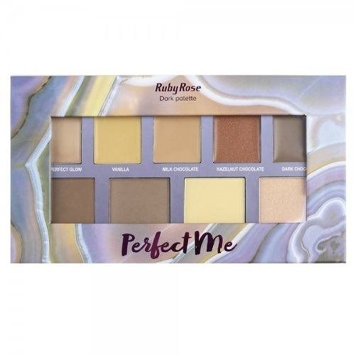 Paleta Perfect Me HB 7509 Ruby Rose