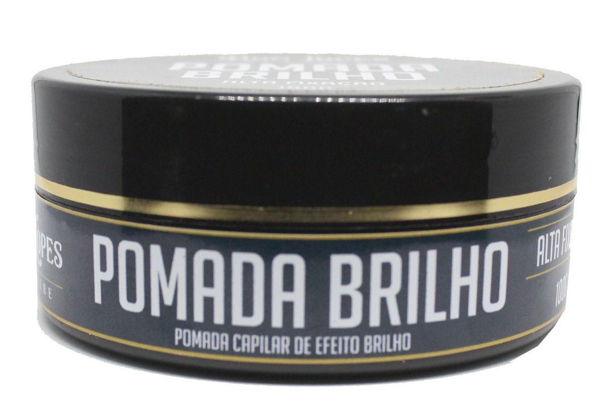 Pomada Capilar efeito Brilho Don Lopes