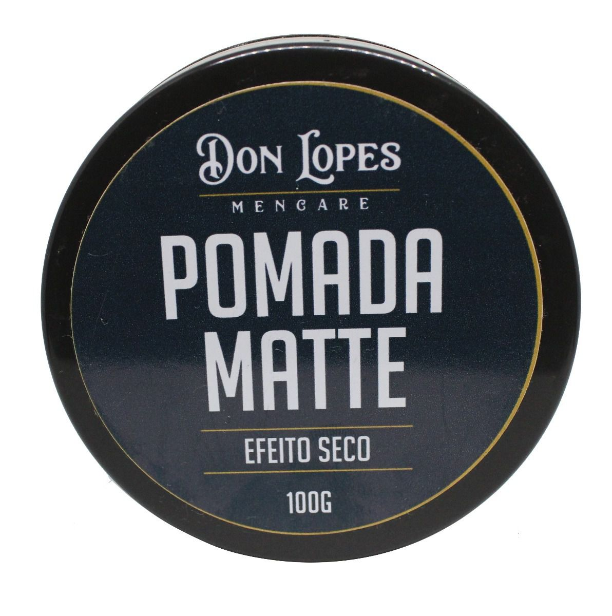Pomada Matte Efeito Seco Don Lopes