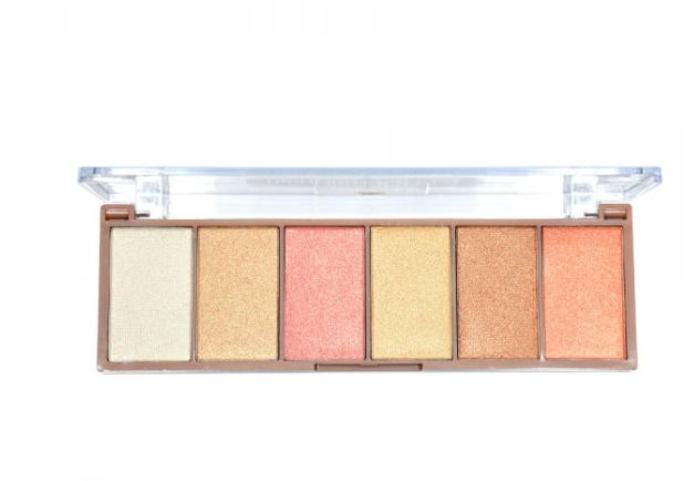 Ruby Rose Angel Flash Highlight Palette Iluminadora Hb-7513