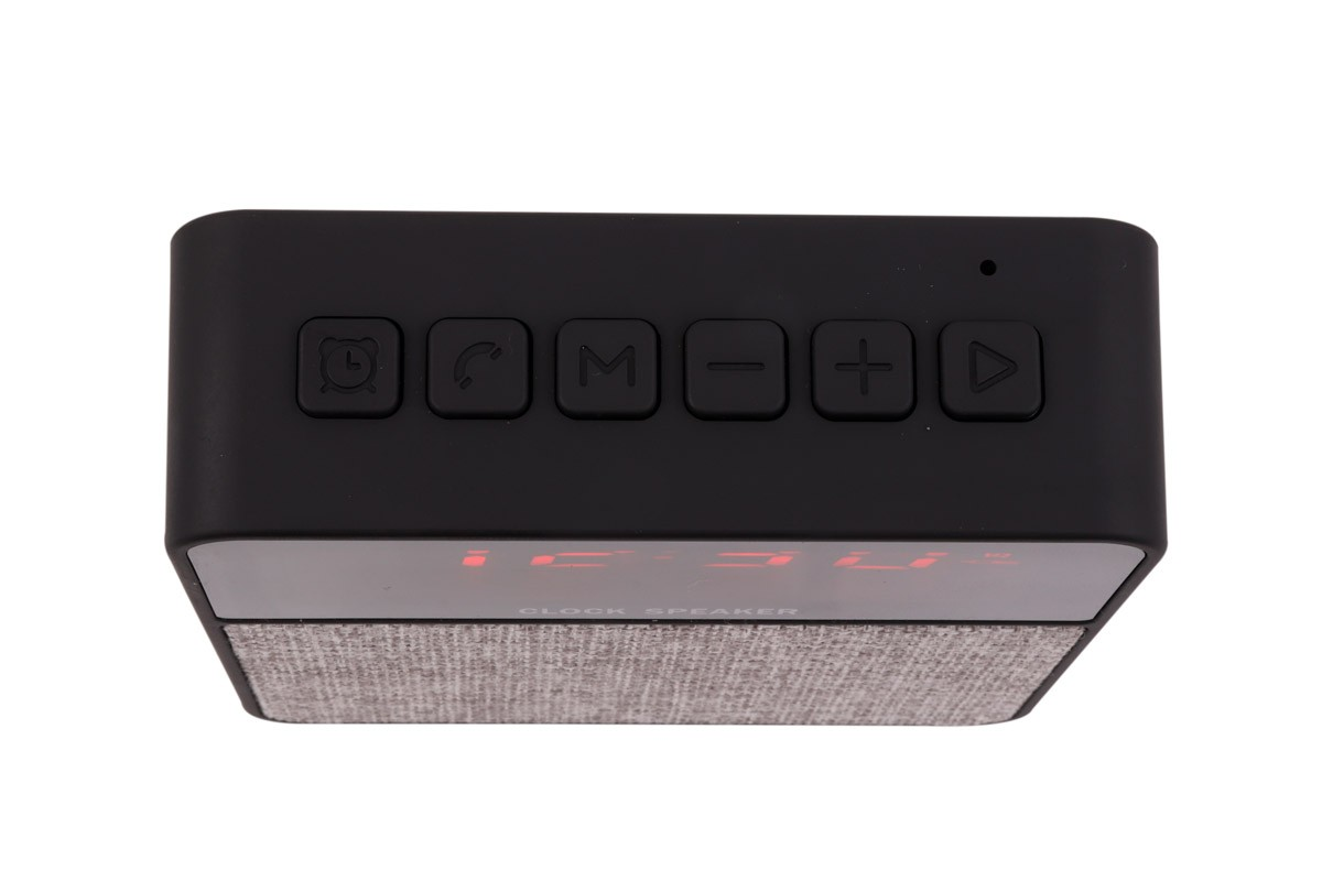 Som Clock  Speaker Wake  CS100 Preto