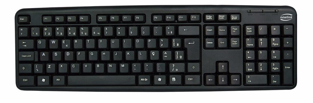 Teclado Usb Level Tc308 – New Link
