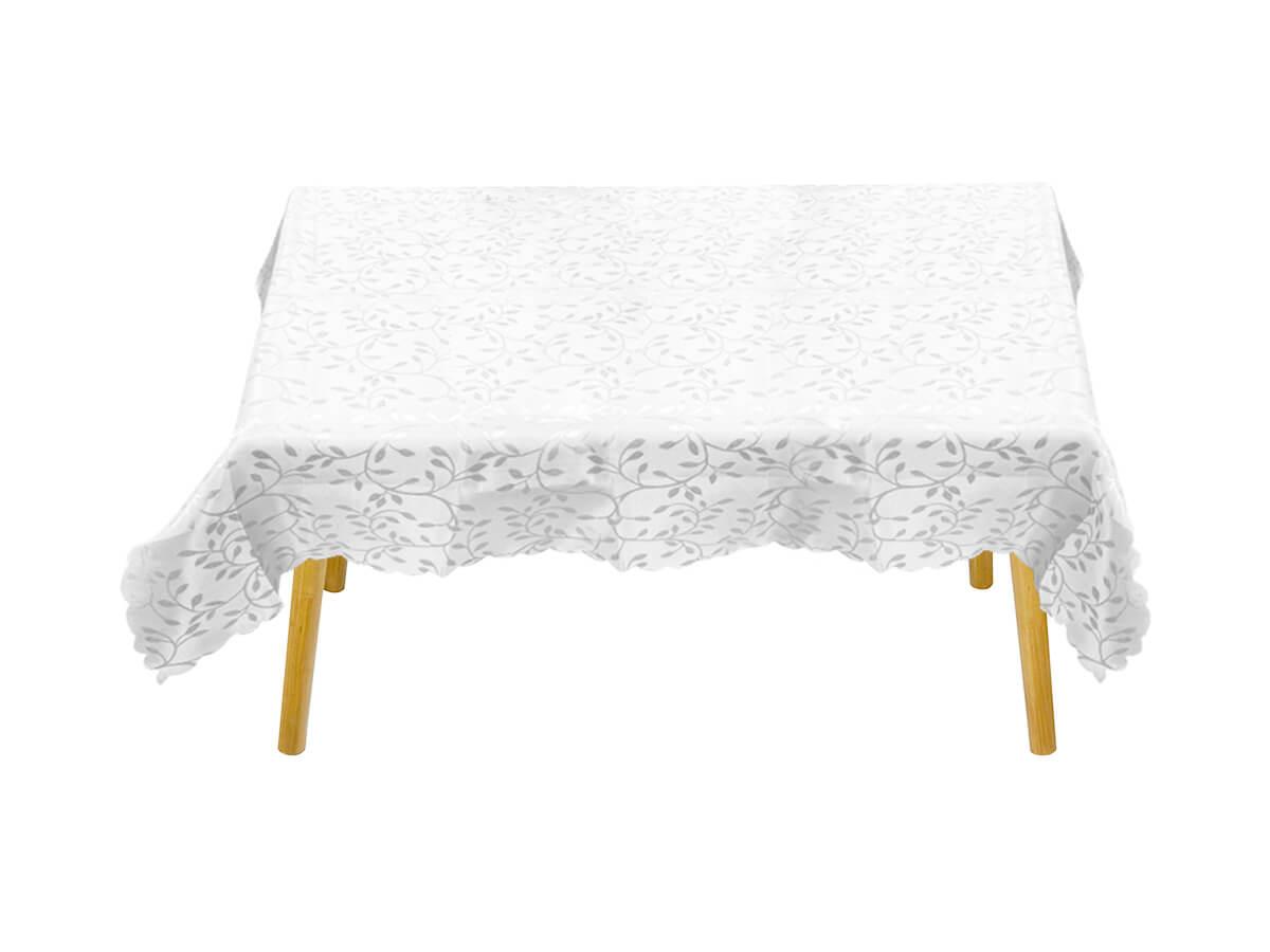 Toalha de Mesa Branca Premium 1,40x2,20m - Casambiente